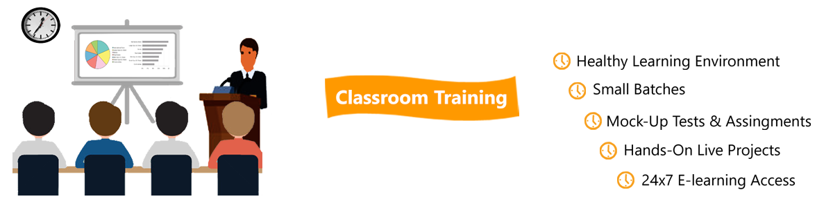 Classroom Training for Professionals